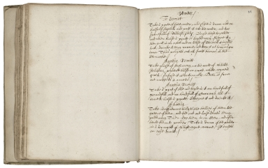 Medical miscellany [manuscript].