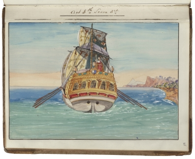 The tempest, arranged for representation at the Princess�s Theatre, with ... notes, by Charles Kean ... As first performed on Wednesday, July 1, 1857 ...
