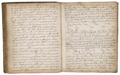 Cookbook of Ann Smith [manuscript].