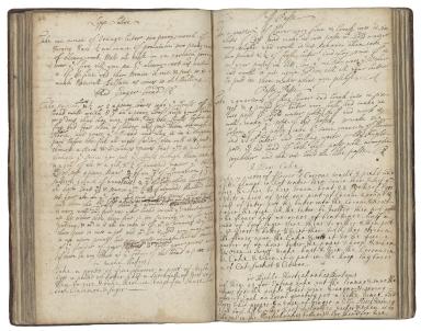 Cookbook of Jane Dawson [manuscript].