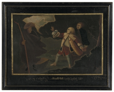 Mr. Garrick in the character of King Lear [graphic] / G. Francis