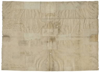 Letter signed from the Privy Council, Greenwich, to Thomas Sackville, Lord Buckhurst, Lord High Treasurer of England