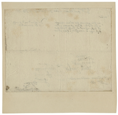 Letter signed from Privy Council?, Stowmarket, to the Lord High Treasurer of England? : fragment