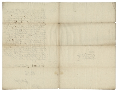 Letter from the Privy Council, Whitehall, to John Pym, Receiver General of Wiltshire