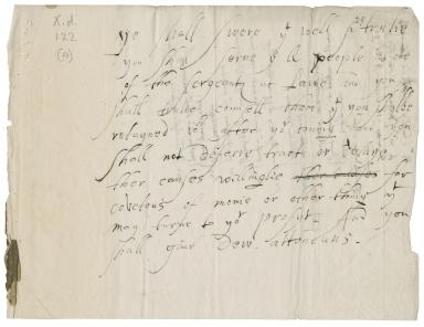 Miscellaneous legal notes of William Lambarde