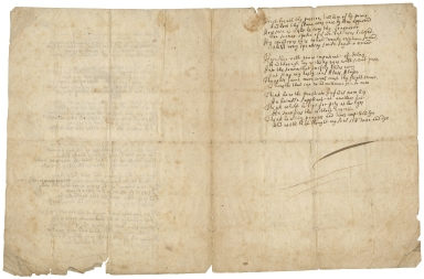 Copy of On the first discovery of falseness in Amintas