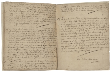 The precepts of Sir William Cecil ... 1586, to his son Robert, afterwards Earl of Salisbury ...