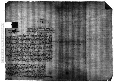 Bond from Robert Wells of Mangrove, Offley, Hertfordshire, to William Hale of King's Walden
