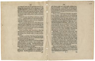 Glynne, John, Sir, 1603-1666. The replication of Master Glyn 1641