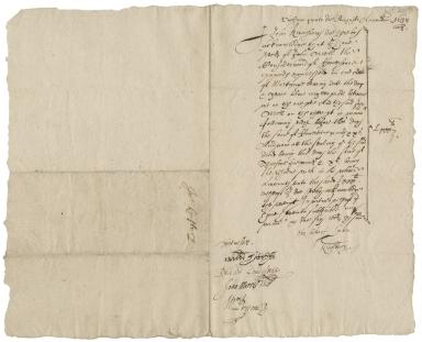 Receipt from John Kingsbury to John Orrell