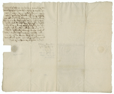 Acquittance from John Cooper of Hitchin, Hertfordshire, to William Fletcher of Hitchin