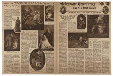 1916 300th anniversary special editions