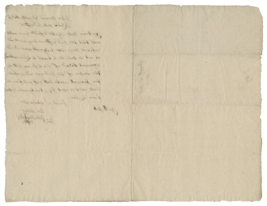Affidavit of William Hale in case between Henry Slingsby and Rowland Hale