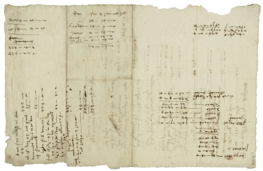 Accounting notes, Croydon, Cambridgeshire?