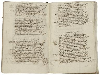Estate accounts of Sir Nathaniel Bacon [manuscript].