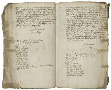 Letter book relating to the oyster fishery at Whitstable, Kent [manuscript].