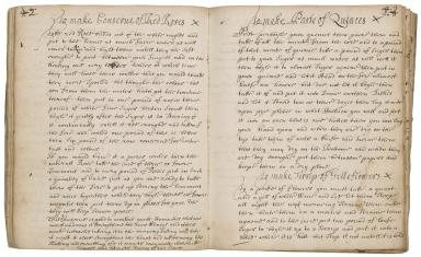 Cookery book of Ann Goodenough [manuscript].