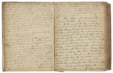 Receipt book of Jane Staveley [manuscript].