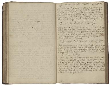 Mrs. Rachel Kirk Book 1707. [manuscript]