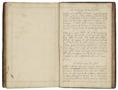 Receipt book of Mary Hookes [manuscript].