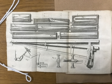 A description of helioscopes, and some other instruments : made by Robert Hooke, Fellow of the Royal Society.