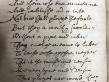 A panoplie of epistles, or, a looking glasse for the vnlearned. : Conteyning a perfecte plattforme of inditing letters of all sorts, to persons of al estates and degrees, as well our superiours, as also our equalls and inferiours: vsed of the best and the eloquentest rhetoricians that haue liued in all ages, and haue beene famous in that facultie. Gathered and translated out of Latine into English, by Abraham Flemming.