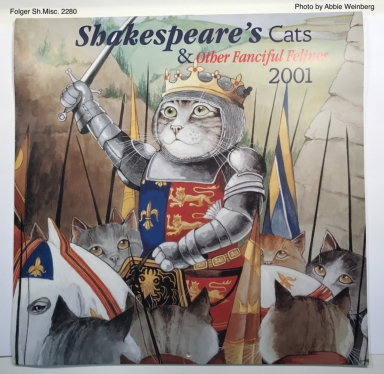 Shakespeare's cats : & other fanciful felines : 2001.