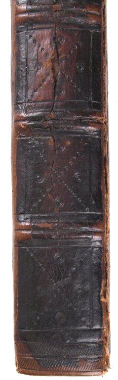 Spine detail, STC 17598 c.1.