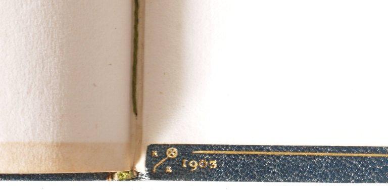Binder's monogram, 254-686q.