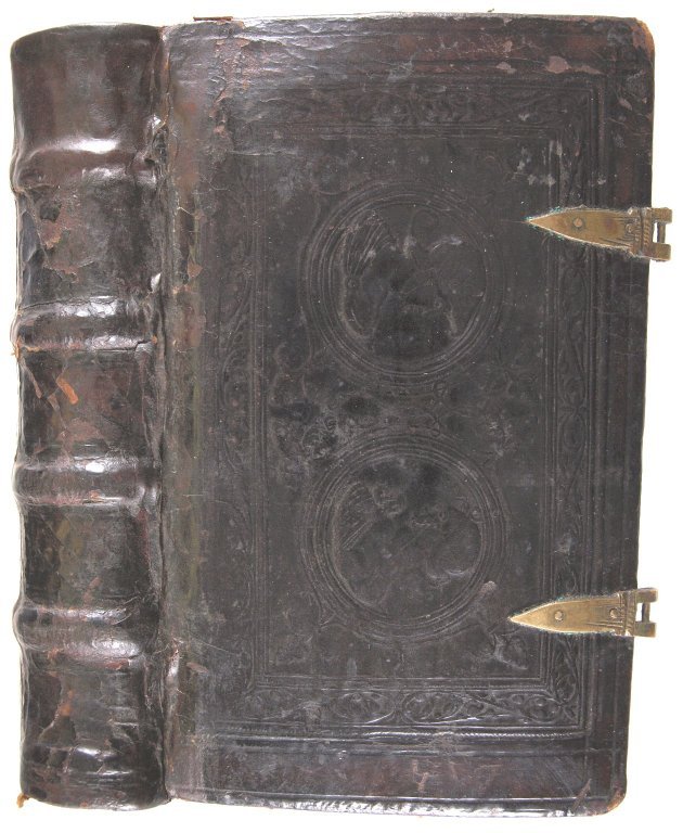 Front cover and spine, 158- 258q.