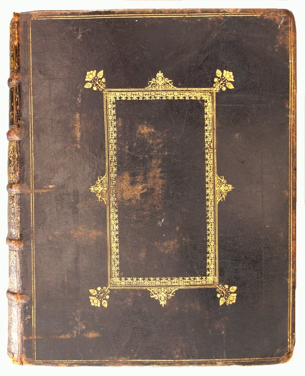 Front cover, L2563.