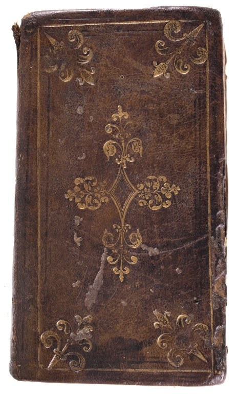 Front cover, STC 1610.