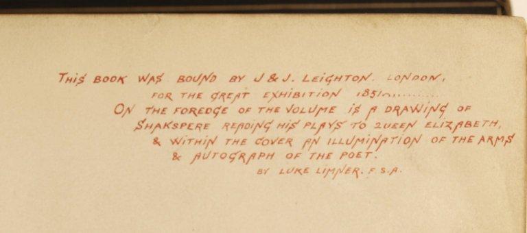 Inscription, PR 2752 1849c copy 1 Sh. Col.