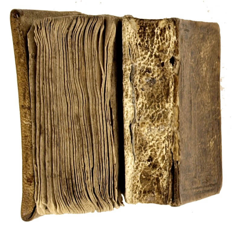 Spine and fore edge, STC 23811.2.