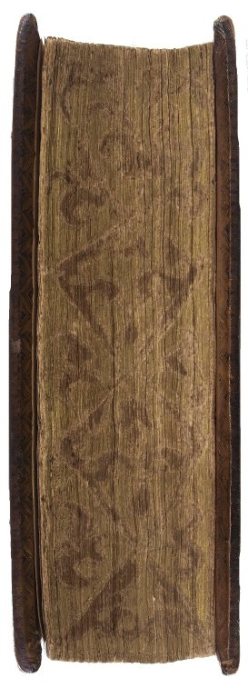 Fore-edge, DC111 L3 Cage.