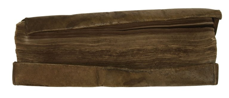 Fore-edge, PA6501 A2 1568 Cage.