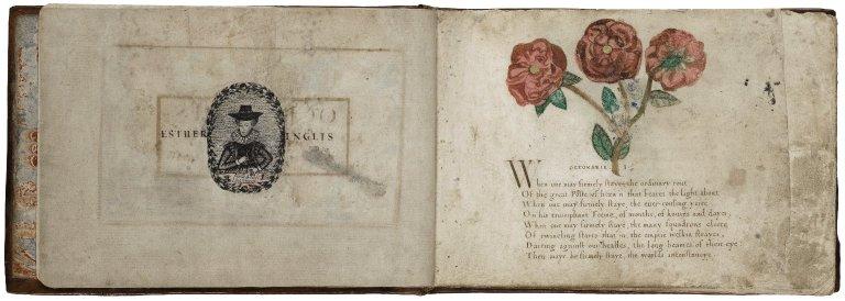 Octonaries upon the vanitie and inconstancie of the world, [by A. de la Roche Candieu] [manuscript]
