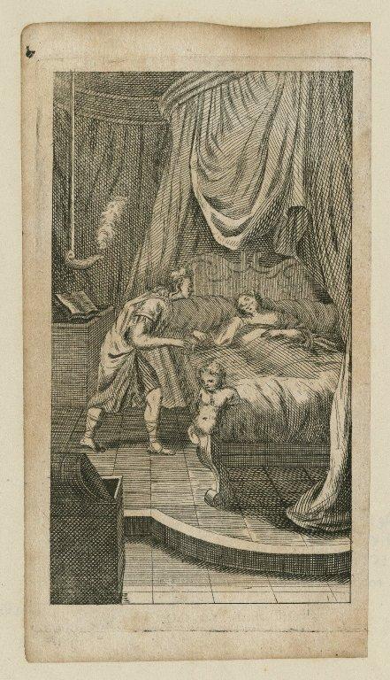 [Cymbeline, act II, scene 2] [graphic].