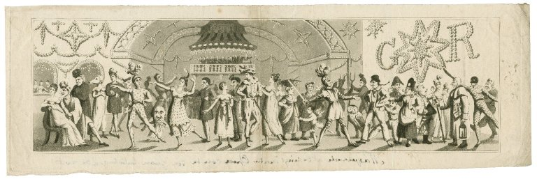 Masquerade at the King's Theatre Opera House, Don Juan partaking of the sports [graphic].