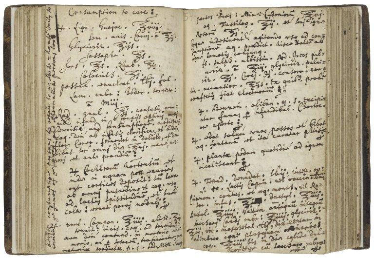 John Ward Diaries, Vol. 15