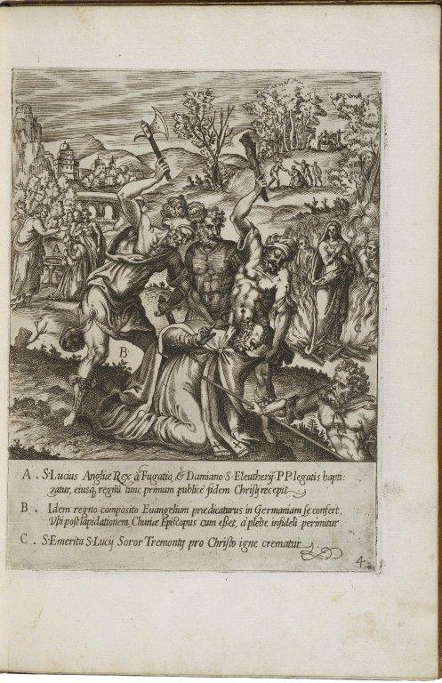 Ecclesiae Anglicanae Trophaea ...