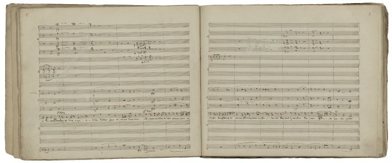 [Macbeth] Music in Macbeth [manuscript].