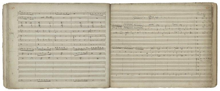 [Macbeth] Music in Macbeth [manuscript].