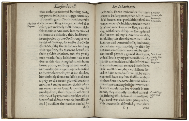 Polimanteia, or, The meanes lawfull and vnlawfull, to iudge of the fall of a common-wealth, against the friuolous and foolish coniectures of this age. Whereunto is added, a letter from England to her three daughters, Cambridge, Oxford, Innes of Court, and to all the rest of her inhabitants: perswading them to a constant vnitie of what religion soever they are, for the defence of our dread soveraigne, and natiue cuntry: most requisite for this time wherein wee now live.