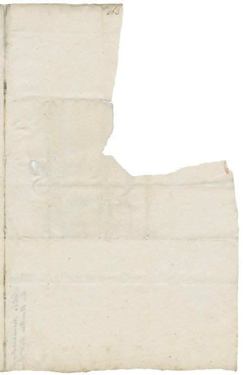 Letter from Lettice Kynnersley to Walter Bagot