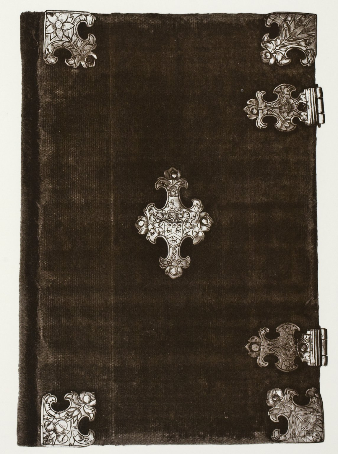 Front cover, STC 2798.