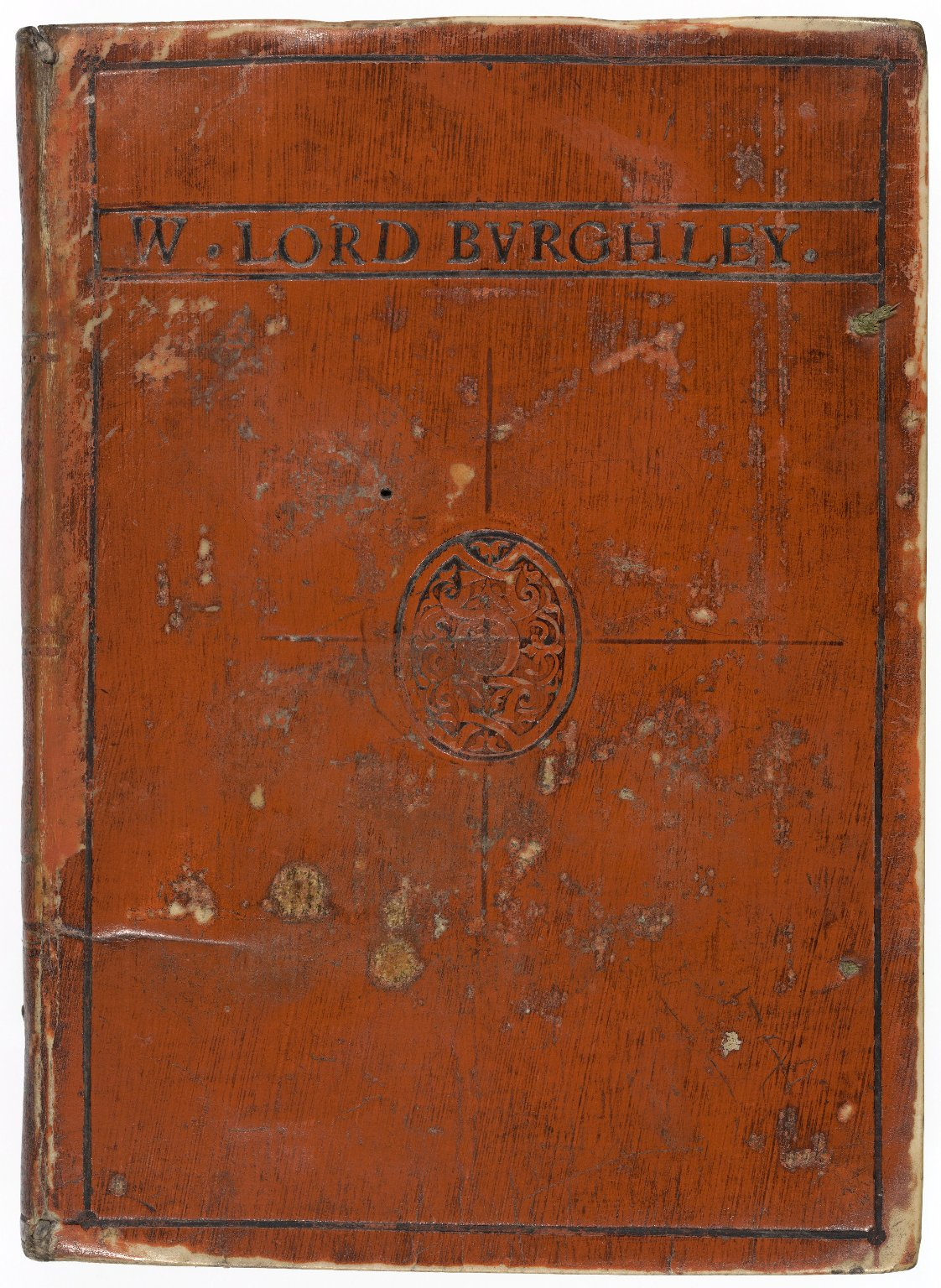 Front cover, STC 14373.