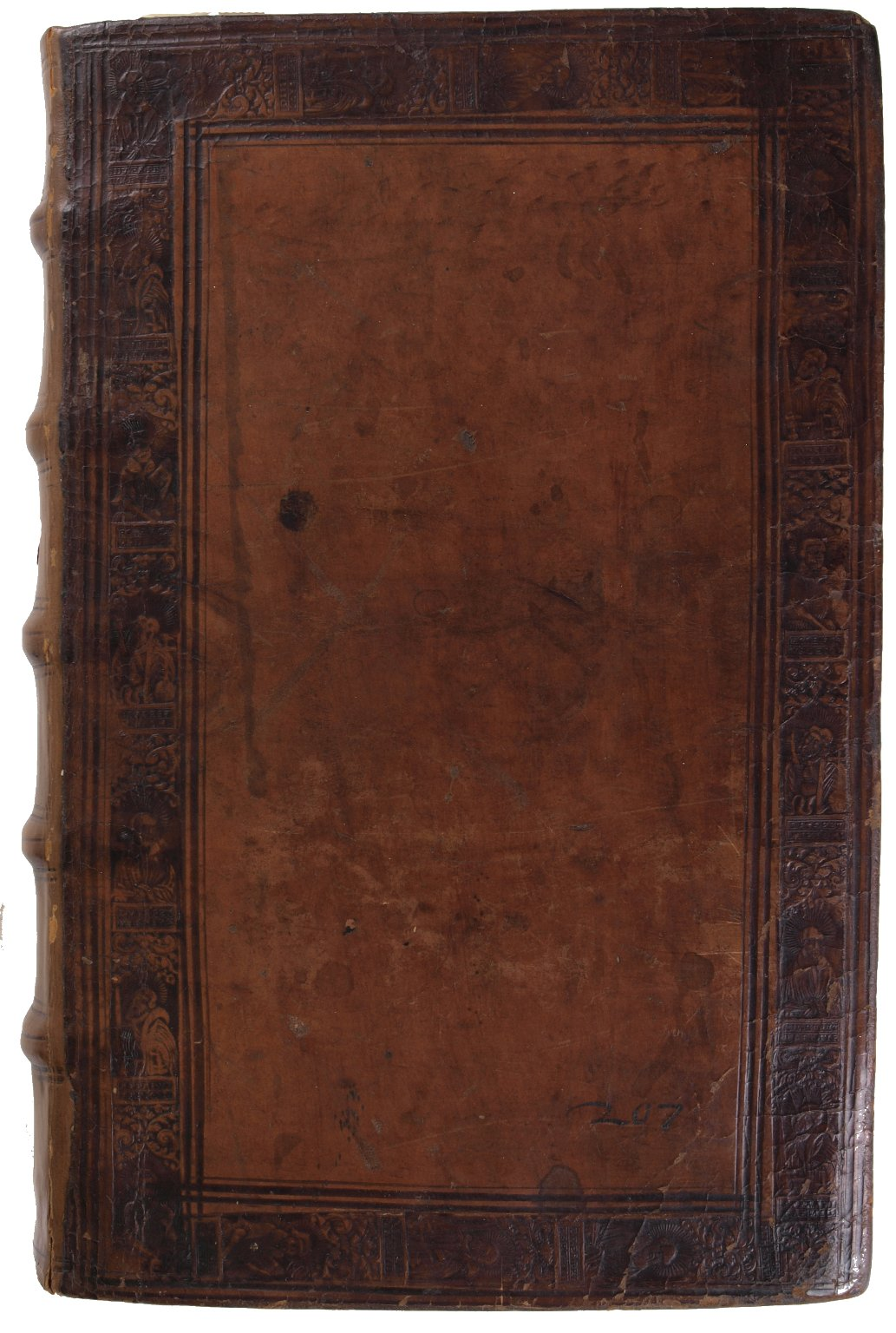Front cover, STC 13250.