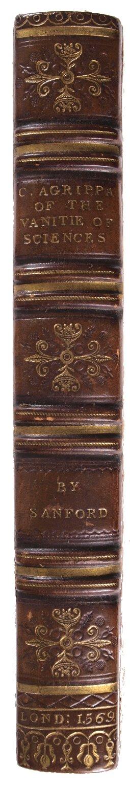 Spine, STC 204 c.2.