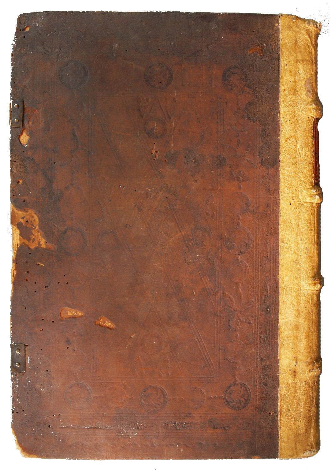 Back cover, INC B688.
